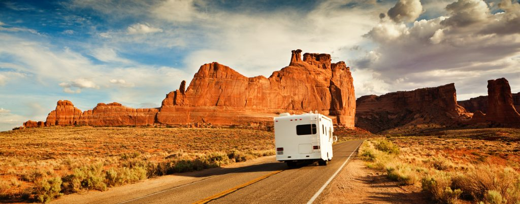 Where to Park Your RV in Arizona